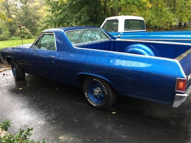 1971 Chevrolet El Camino (CC-1121186) for sale in Cadillac, Michigan