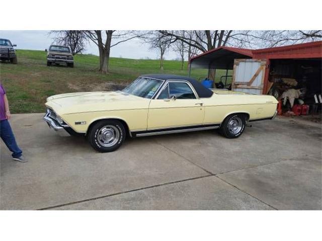 1968 Chevrolet El Camino (CC-1120012) for sale in Cadillac, Michigan
