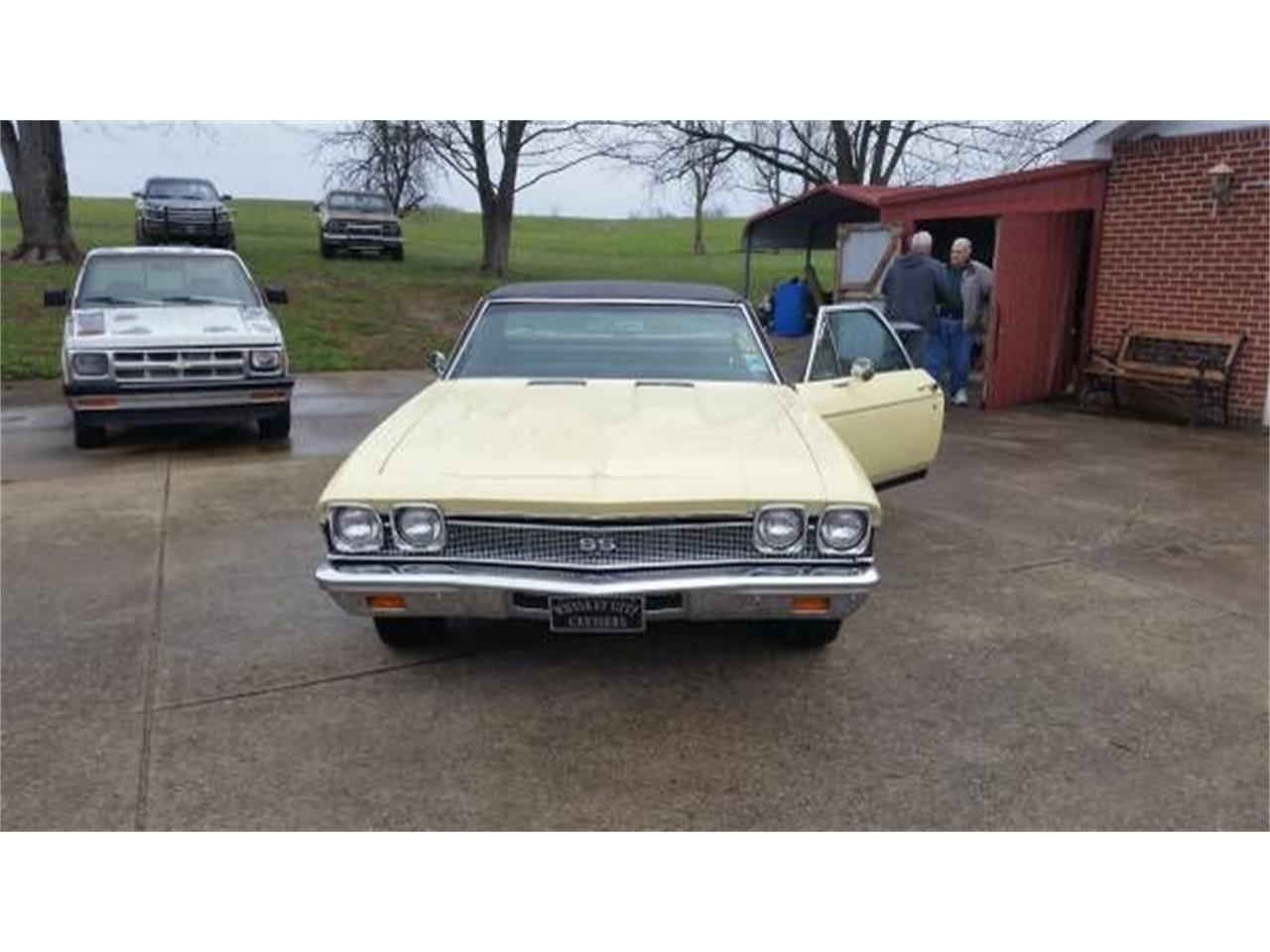 1968 Chevrolet El Camino (CC-1120012) for sale in Cadillac, Michigan