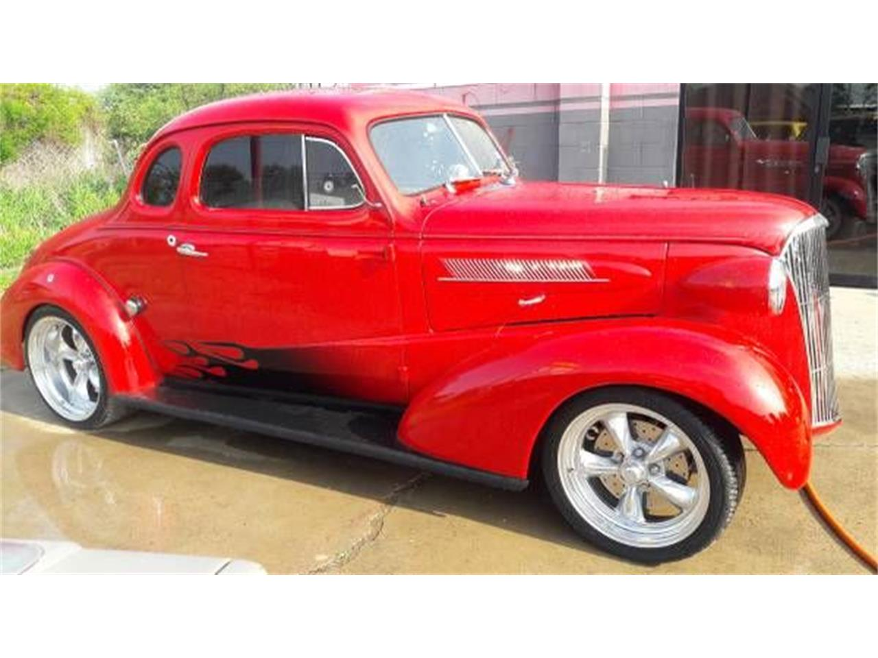 1937 Chevrolet Coupe (CC-1120120) for sale in Cadillac, Michigan