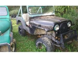 1969 Willys Jeep (CC-1121209) for sale in Cadillac, Michigan