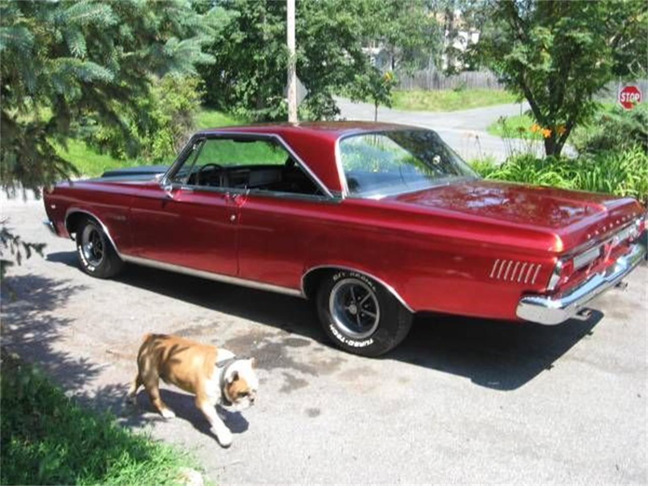 1965 Plymouth Satellite (CC-1121218) for sale in Cadillac, Michigan