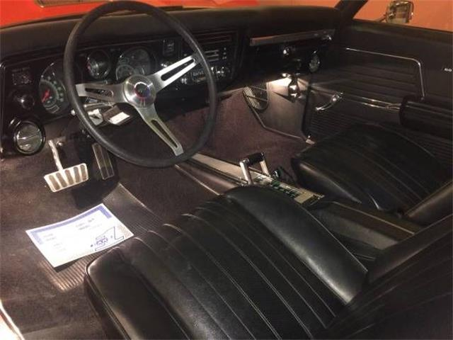 1969 Chevrolet Chevelle (CC-1121224) for sale in Cadillac, Michigan