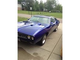 1969 Pontiac GTO (CC-1121233) for sale in Cadillac, Michigan