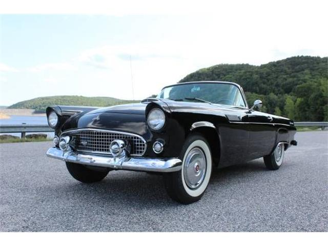 1955 Ford Thunderbird (CC-1121242) for sale in Cadillac, Michigan