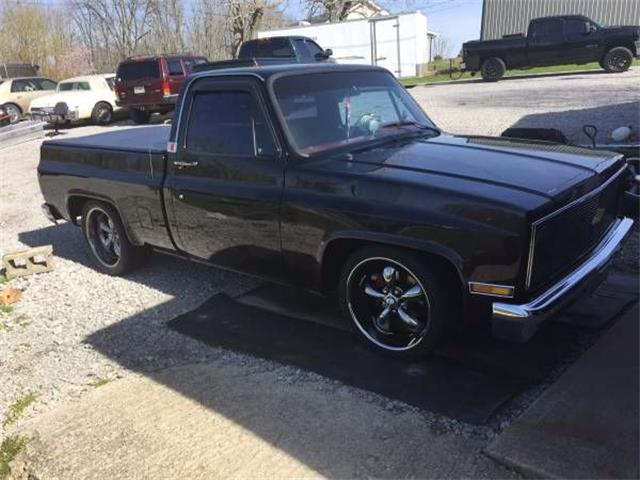 1987 Chevrolet C10 (CC-1121254) for sale in Cadillac, Michigan