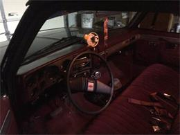 1987 Chevrolet C10 (CC-1121254) for sale in Cadillac, Michigan