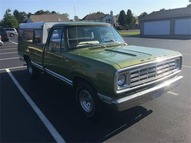 1976 Dodge D100 (CC-1121259) for sale in Cadillac, Michigan