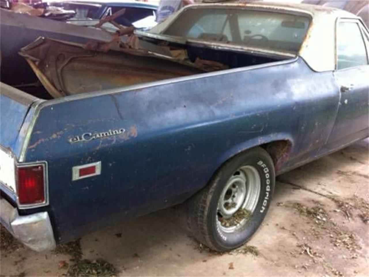 1969 Chevrolet El Camino (CC-1120126) for sale in Cadillac, Michigan