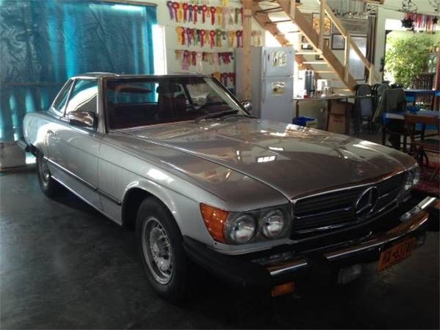1977 Mercedes-Benz 450SL (CC-1121270) for sale in Cadillac, Michigan