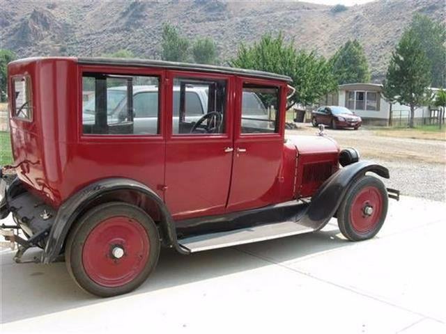 1926 Dodge Brothers Sedan (CC-1121274) for sale in Cadillac, Michigan