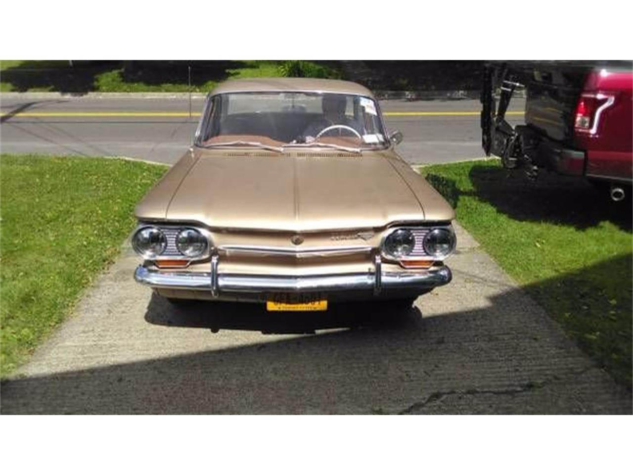 1963 Chevrolet Corvair (CC-1121281) for sale in Cadillac, Michigan