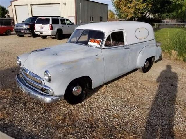 1951 Chevrolet Sedan Delivery (CC-1121283) for sale in Cadillac, Michigan