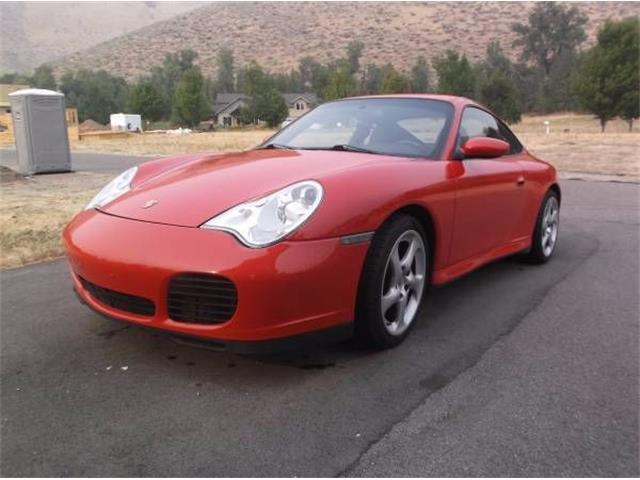 2003 Porsche Carrera (CC-1121284) for sale in Cadillac, Michigan