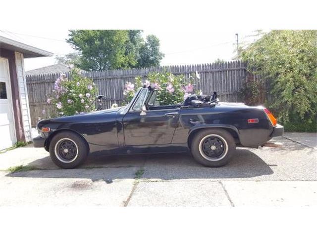 1975 MG Midget (CC-1121286) for sale in Cadillac, Michigan