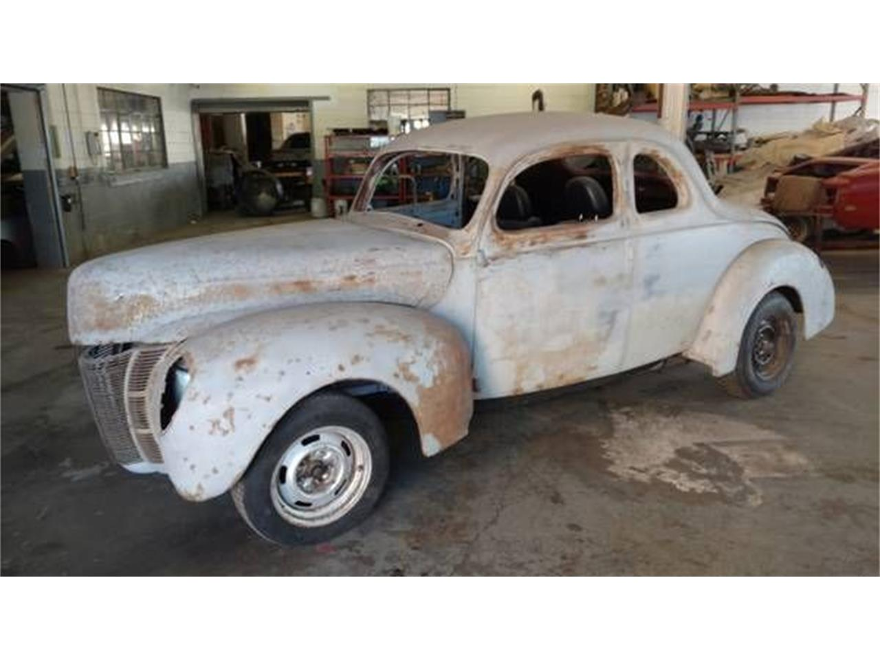 1940 Ford Coupe (CC-1121289) for sale in Cadillac, Michigan