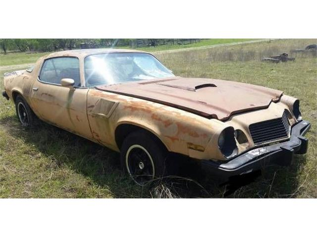 1977 Chevrolet Camaro (CC-1120129) for sale in Cadillac, Michigan