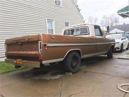 1972 Ford F100 (CC-1121302) for sale in Cadillac, Michigan