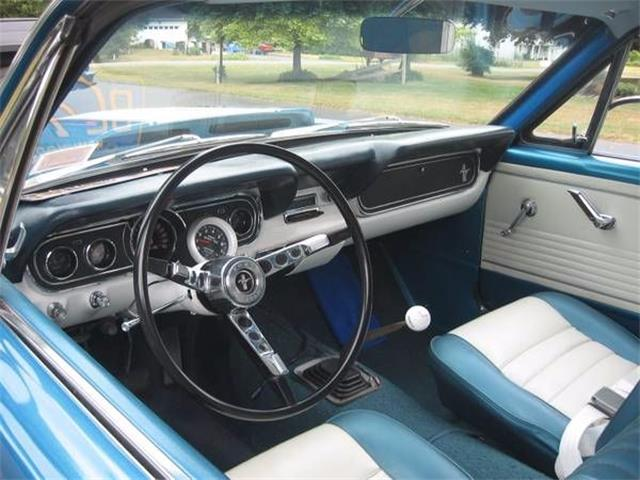 1966 Ford Coupe (CC-1121303) for sale in Cadillac, Michigan