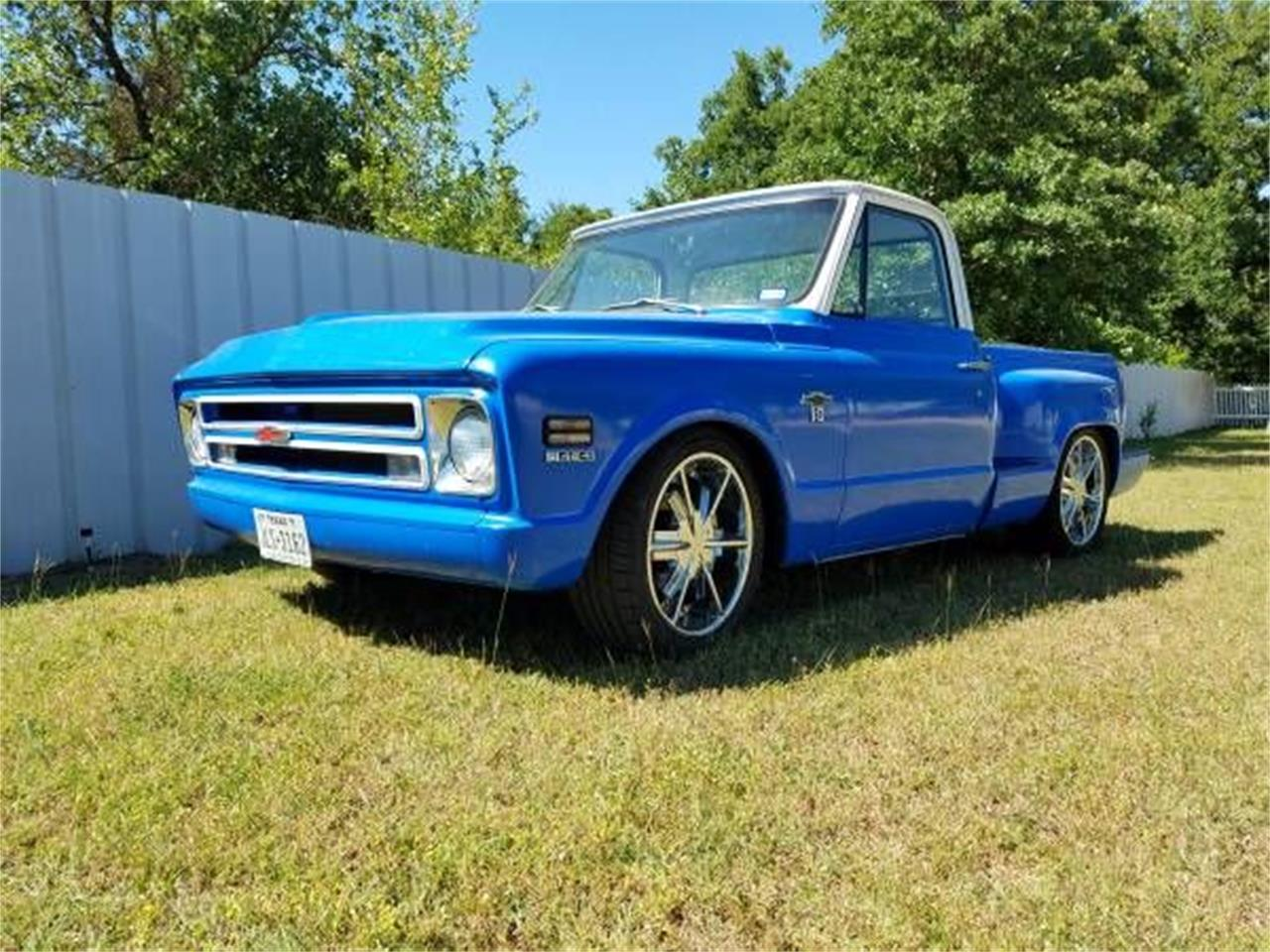 1968 Chevrolet C10 (CC-1120131) for sale in Cadillac, Michigan