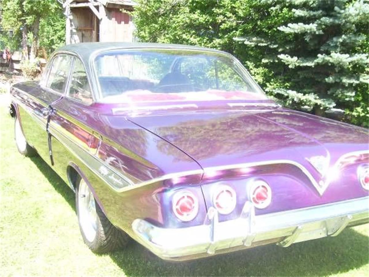 1961 Chevrolet Impala (CC-1121313) for sale in Cadillac, Michigan