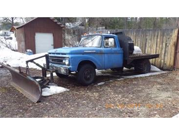 1964 Ford F350 (CC-1121318) for sale in Cadillac, Michigan