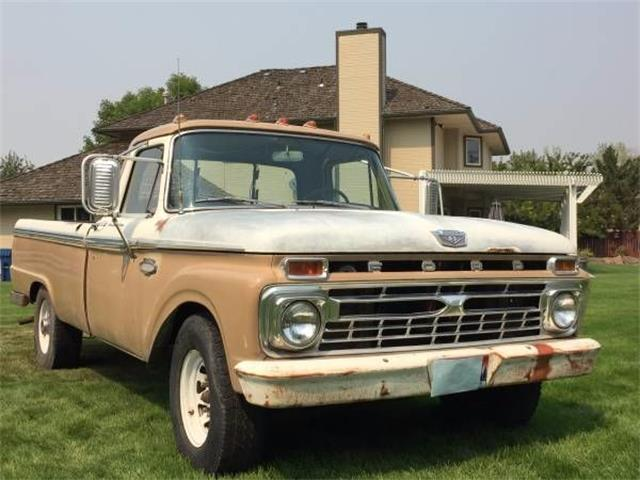 1966 Ford F250 (CC-1121334) for sale in Cadillac, Michigan
