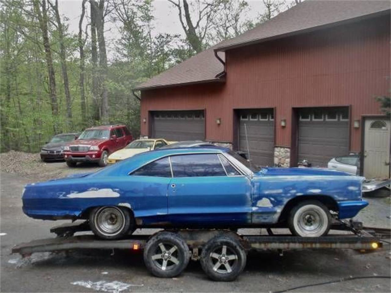 1966 Pontiac Catalina (CC-1121363) for sale in Cadillac, Michigan