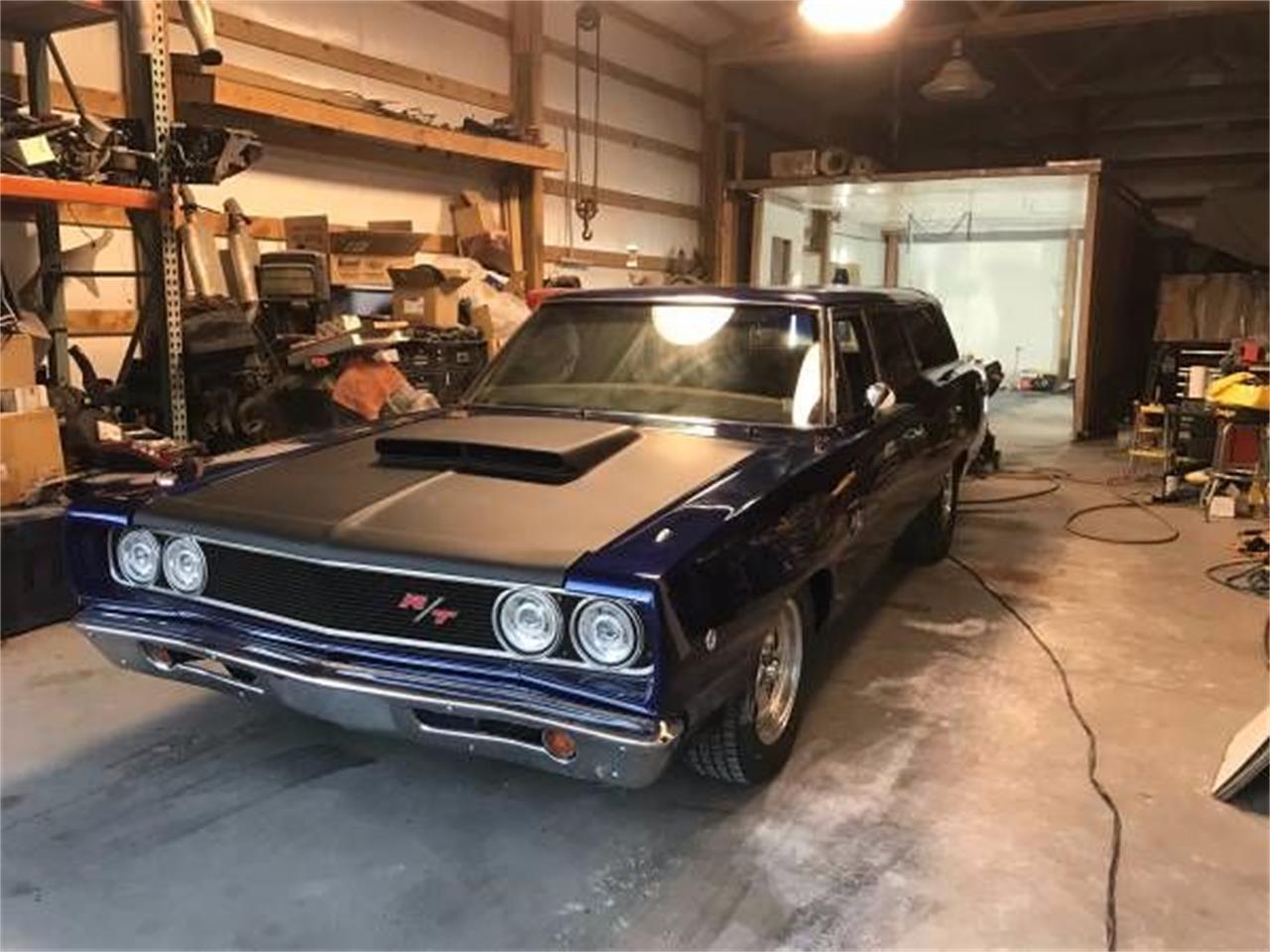 1968 Dodge Coronet (CC-1121366) for sale in Cadillac, Michigan