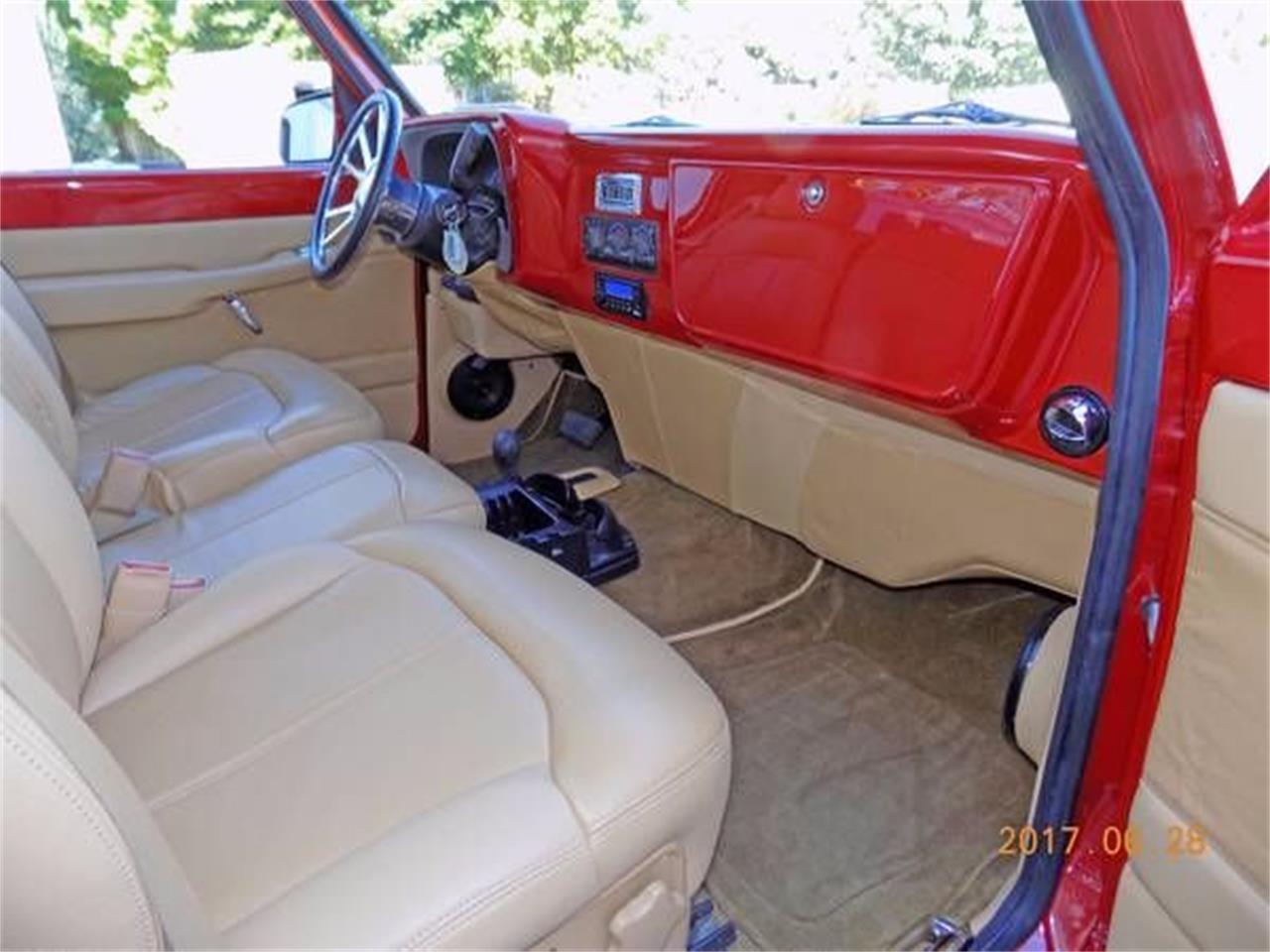 1969 Chevrolet K-10 (CC-1121369) for sale in Cadillac, Michigan