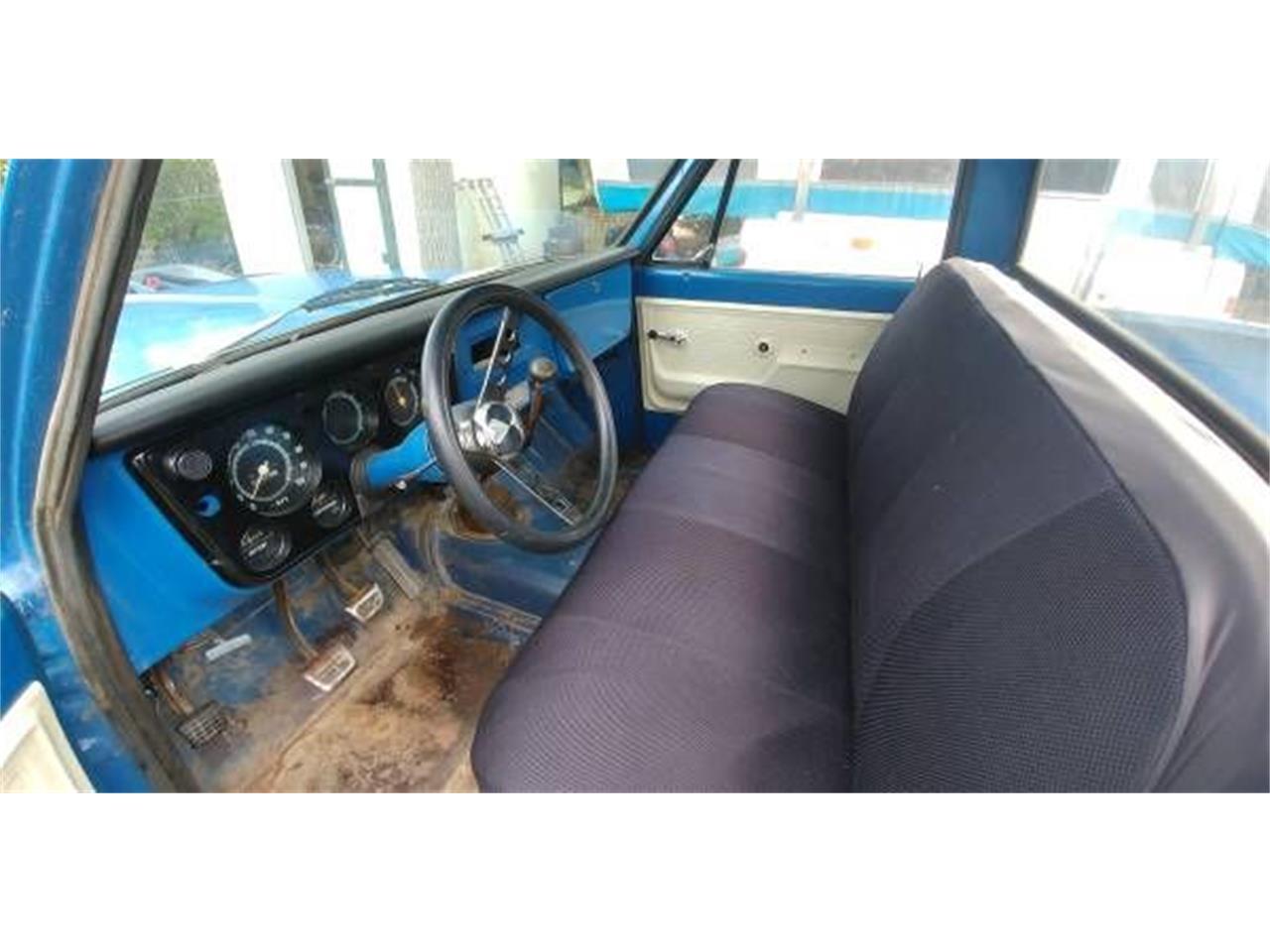 1972 Chevrolet C10 (CC-1121394) for sale in Cadillac, Michigan