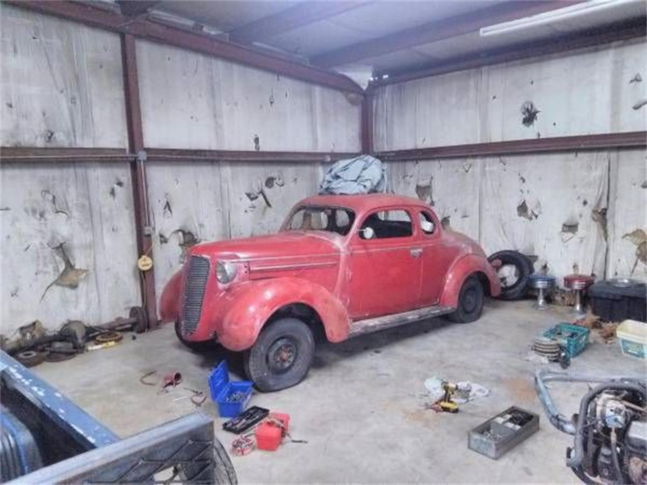 1937 Dodge Coupe (CC-1120141) for sale in Cadillac, Michigan