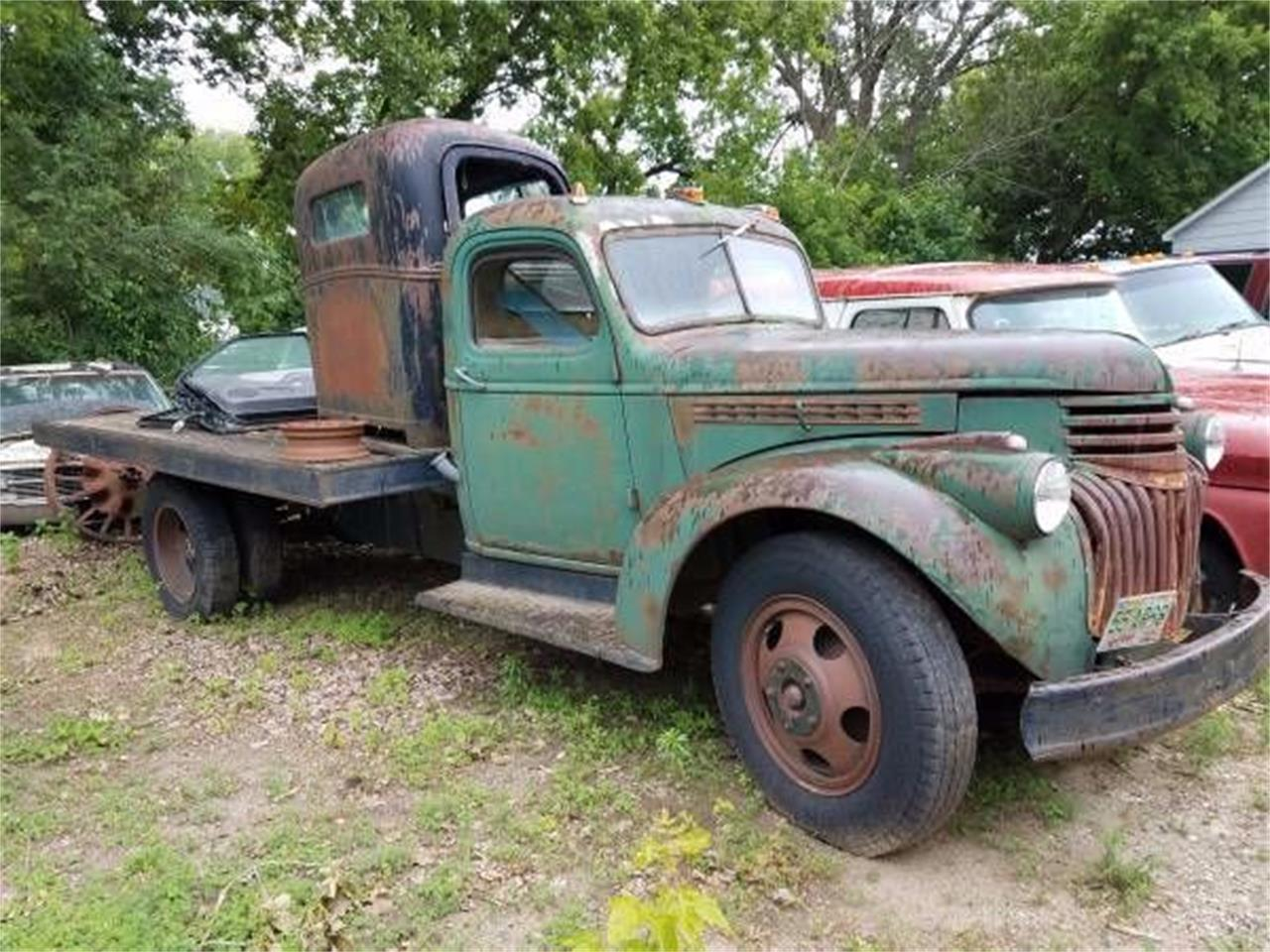 1945 Chevrolet Flatbed (CC-1121423) for sale in Cadillac, Michigan