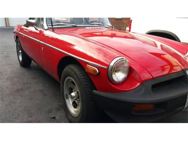 1976 MG MGB (CC-1121437) for sale in Cadillac, Michigan