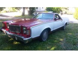 1978 Ford Ranchero (CC-1121438) for sale in Cadillac, Michigan