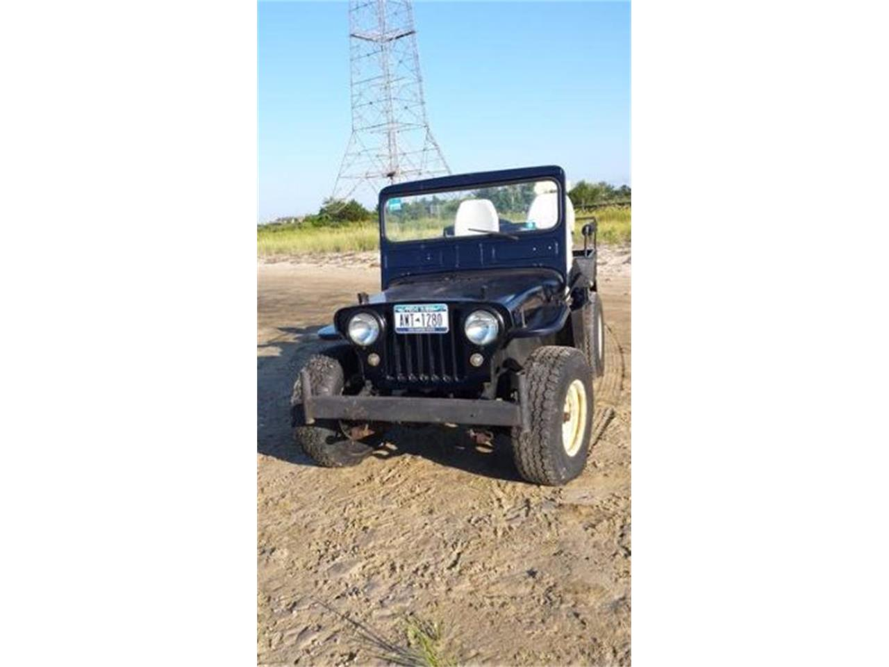 1949 Willys Jeep (CC-1121446) for sale in Cadillac, Michigan