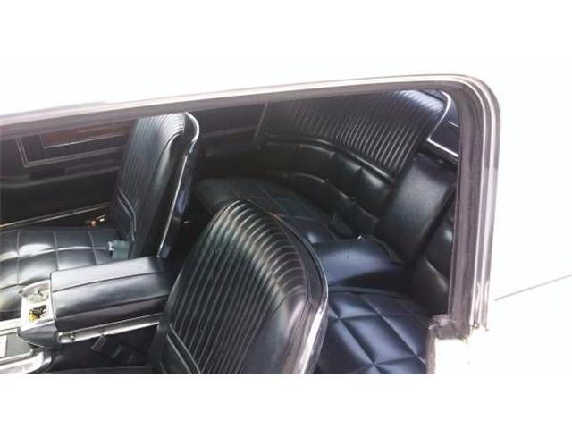 1966 Ford Thunderbird (CC-1121463) for sale in Cadillac, Michigan