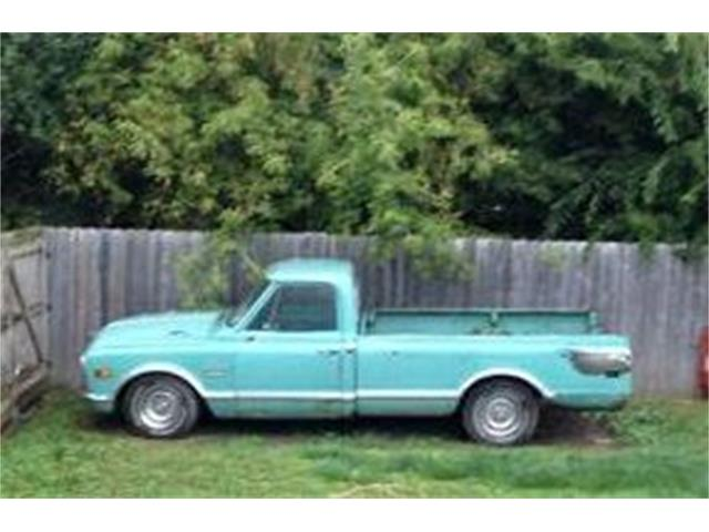 1968 GMC 1500 (CC-1121464) for sale in Cadillac, Michigan