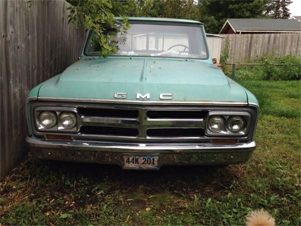 1968 GMC 1500 (CC-1121464) for sale in Cadillac, Michigan