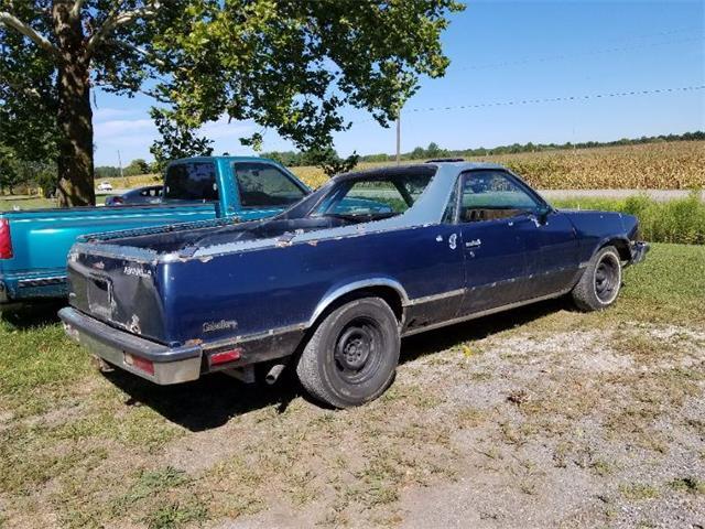 1985 GMC Caballero (CC-1121467) for sale in Cadillac, Michigan