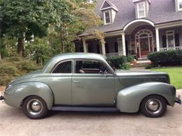 1940 Mercury Coupe (CC-1120147) for sale in Cadillac, Michigan