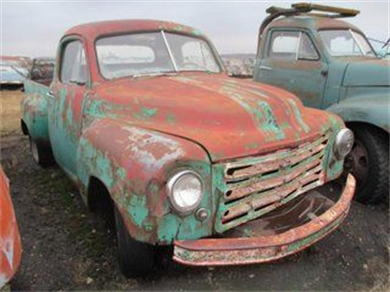 1949 Studebaker Pickup (CC-1121497) for sale in Cadillac, Michigan