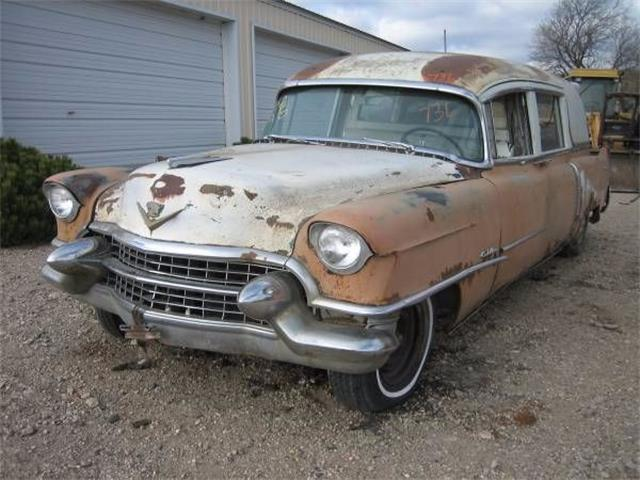 1955 Cadillac Ambulance (CC-1121509) for sale in Cadillac, Michigan