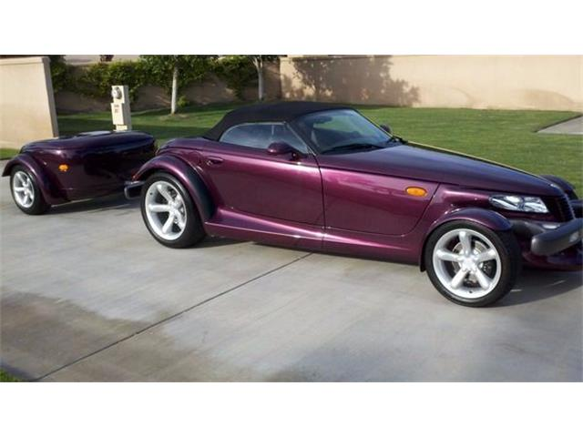 1997 Plymouth Prowler (CC-1121522) for sale in Cadillac, Michigan