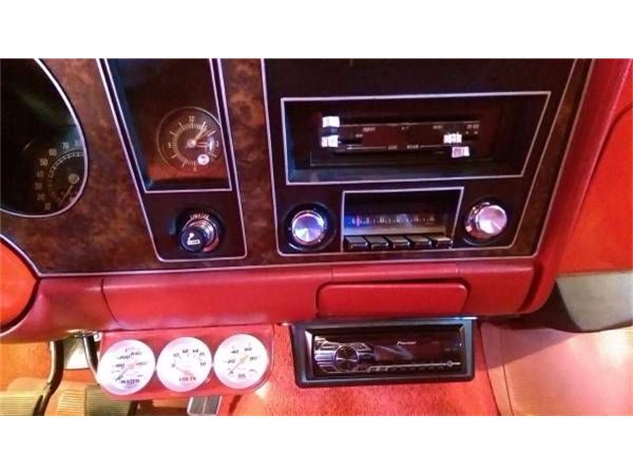 1969 Pontiac Firebird (CC-1121533) for sale in Cadillac, Michigan
