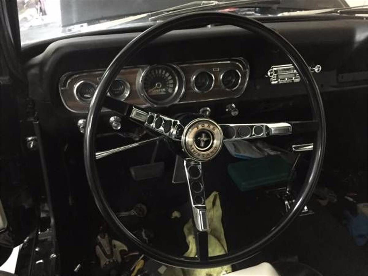 1966 Ford Mustang (CC-1121541) for sale in Cadillac, Michigan