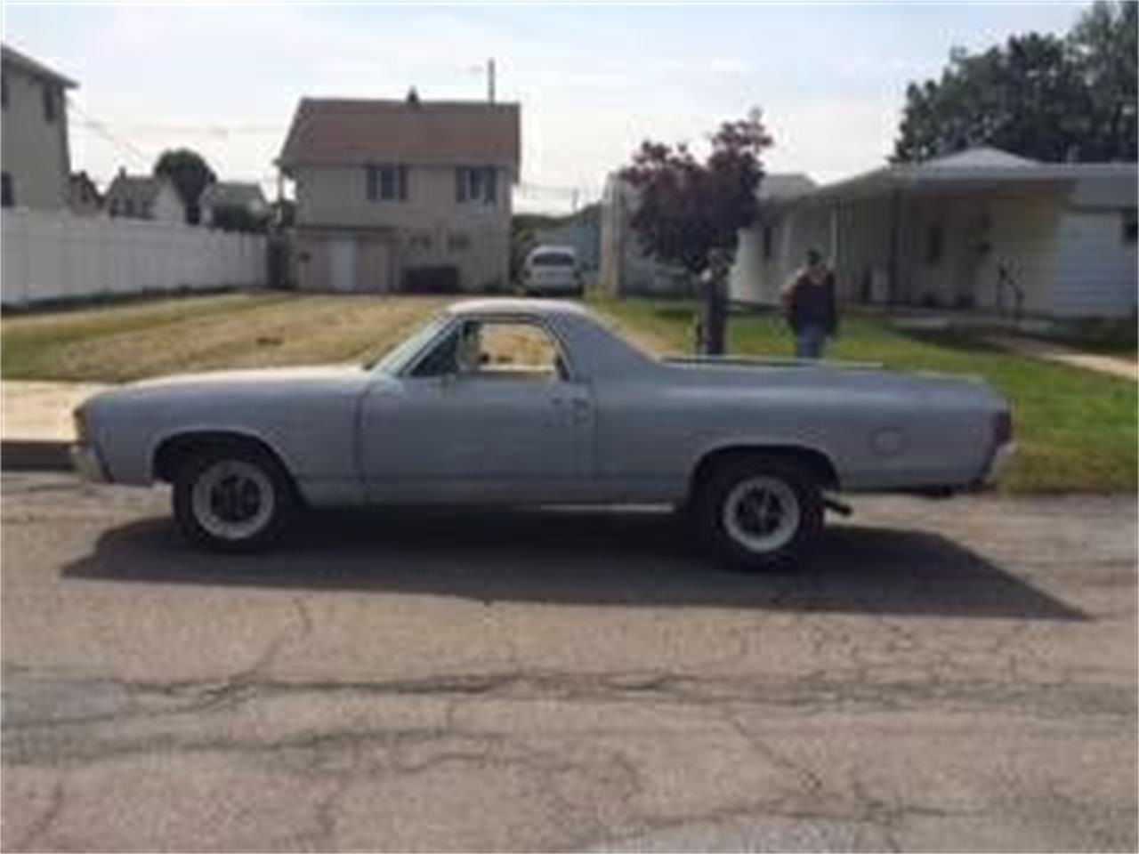 1972 Chevrolet El Camino (CC-1121542) for sale in Cadillac, Michigan