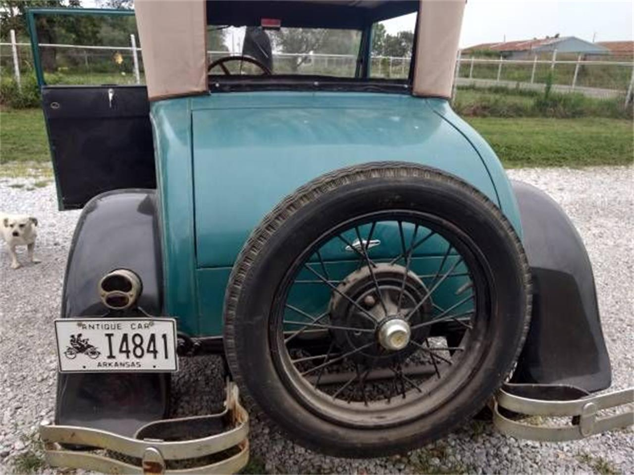 1928 Ford Model A (CC-1121552) for sale in Cadillac, Michigan