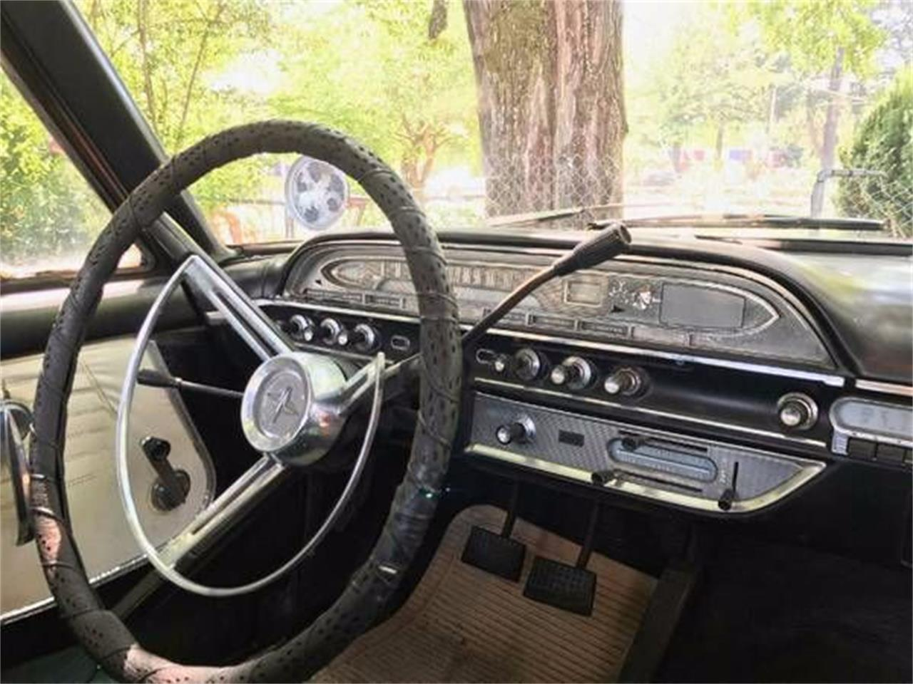 1961 Mercury Meteor (CC-1121574) for sale in Cadillac, Michigan