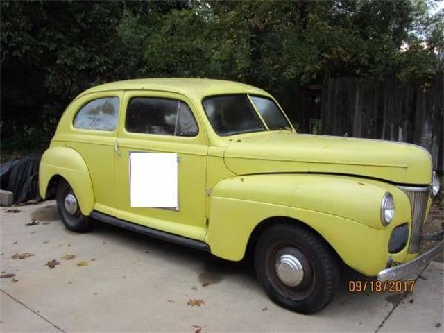 1941 Ford Sedan (CC-1121579) for sale in Cadillac, Michigan